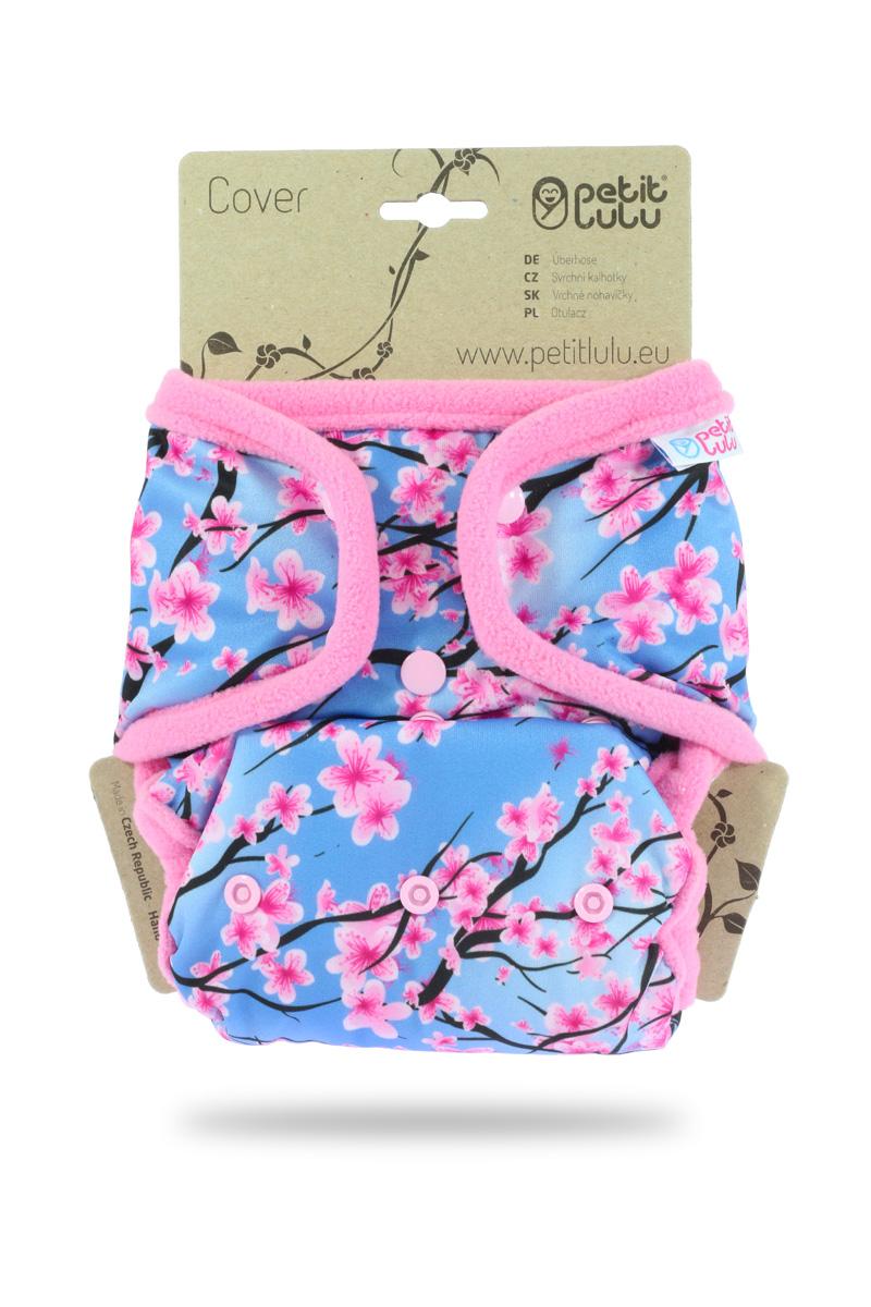 5db3adb8243 Svrchní kalhotky PUL na patentky Petit Lulu - Sakura