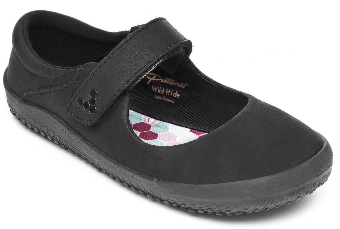 82e577516ba5 Vivobarefoot WYN K Leather Black